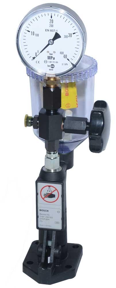 Bosch Düsenprüfgerät EFEP 60H, 0-400 bar