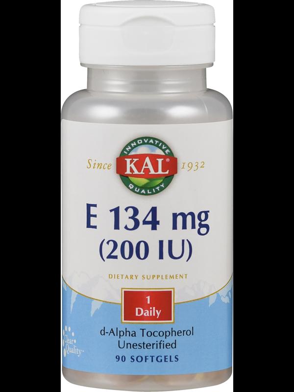 Vitamin E 200, 90 Weichkapseln