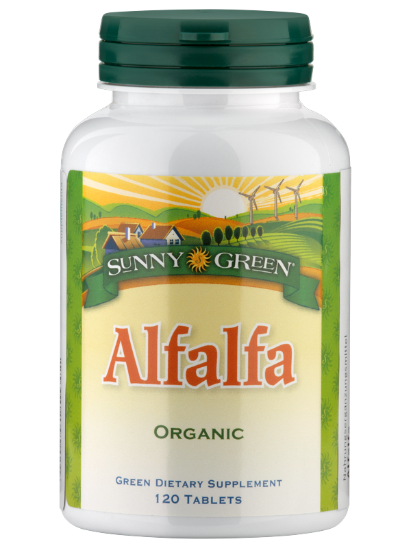 Alfalfa 500mg, 250 Tabletten