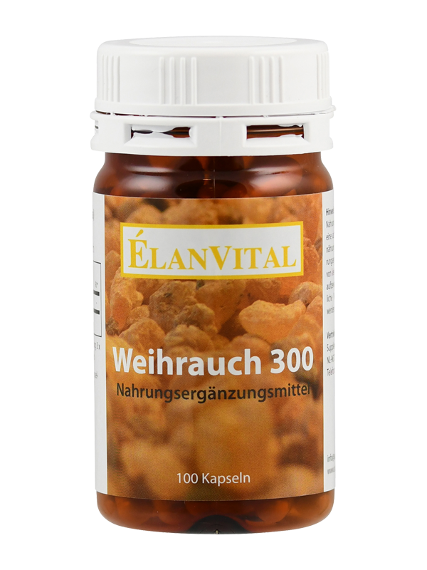 Weihrauch 300 mg