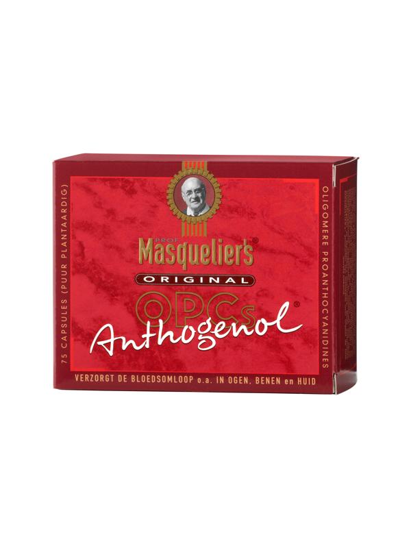 OPC Traubenkernextrakt 50 mg, 75 vegetarische Kapseln
