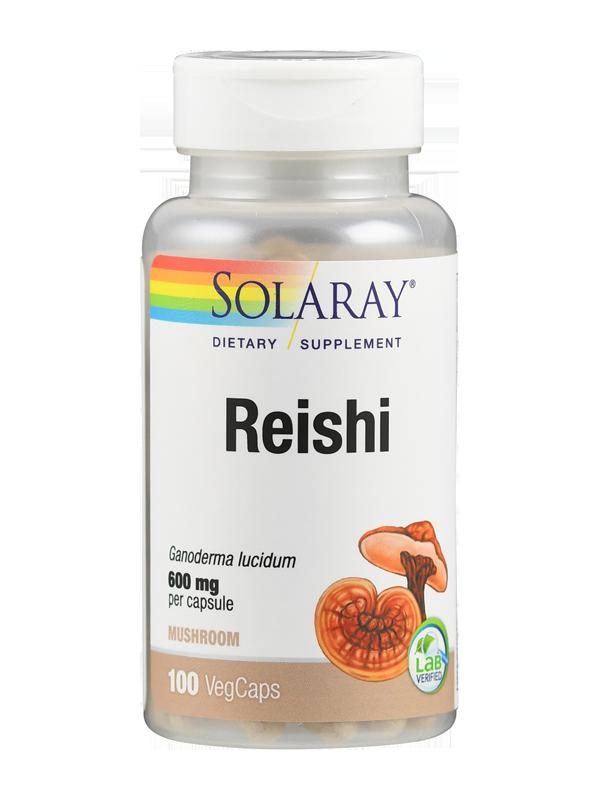 Reishi Mushroom, 100 Kapseln