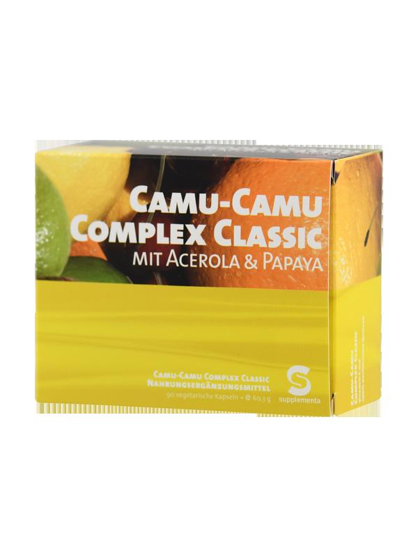 Camu-Camu, natürlicher Vitamin C Complex, 90 Vegicaps