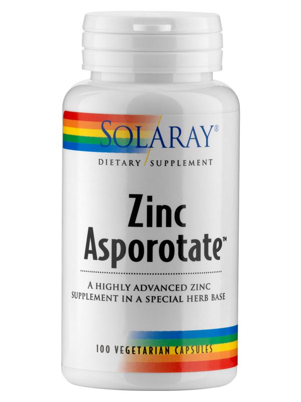 Zink Asporotat 15 mg, 100 Kapseln