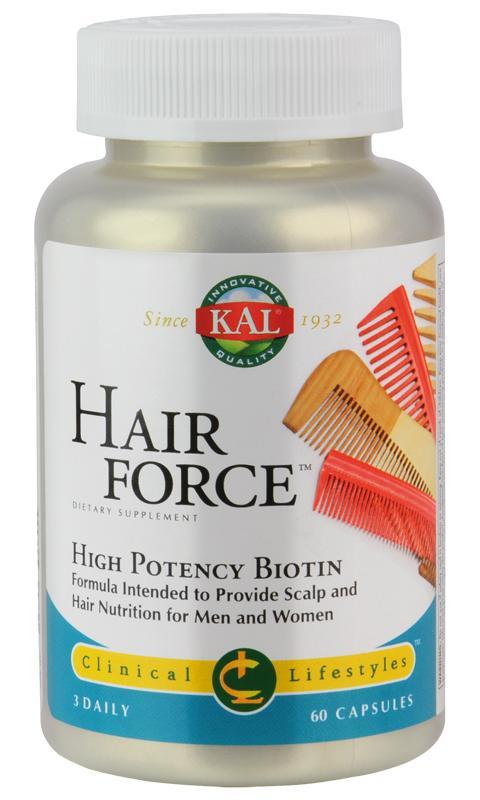 KAL Hair Force für Haare, Nägel und gesundes Hautbild