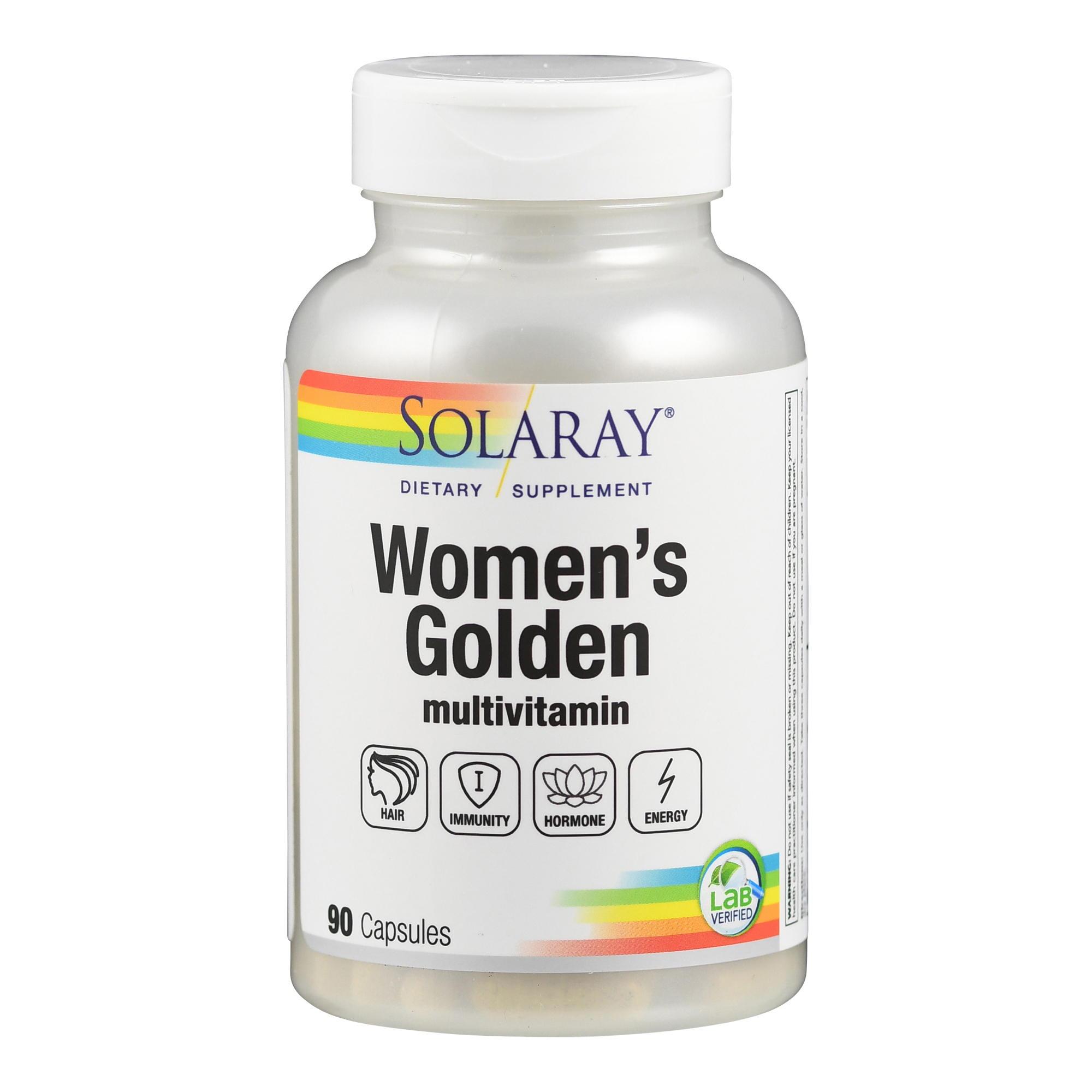 Women´s Golden: Nährstoffkomplex speziell für die Frau ab 50